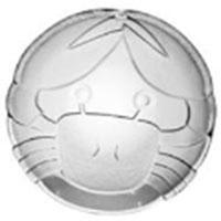 Dĩa thủy tinh NN - D012